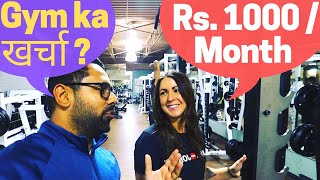 TOTALLY UNEXPECTED!! UNBELIEVABLY CHEAP Gyms Of Canada