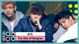 Download [HOT] BTS - The Rise of Bangtan, 방탄소년단 - 진격의 방탄, Show Music core 20131116 Mp3