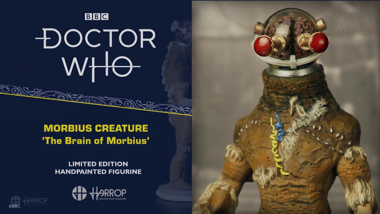 Morbius Dr Who >> Brain Of Morbius Doctor Who Robert Harrop Figurine