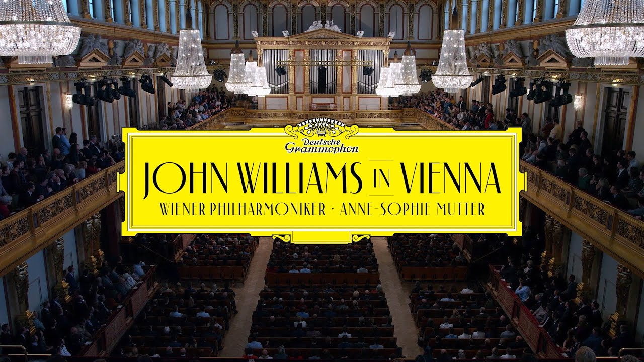 Anne-Sophie Mutter and John Williams in Conversation | John Williams in Vienna