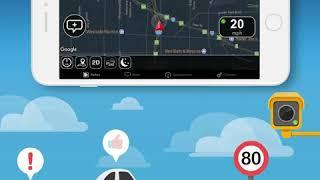 रडारबॉट मुफ्त : स्पीड कैमरा डिटेक्टर व (Radarbot iOS/Android App) screenshot 2
