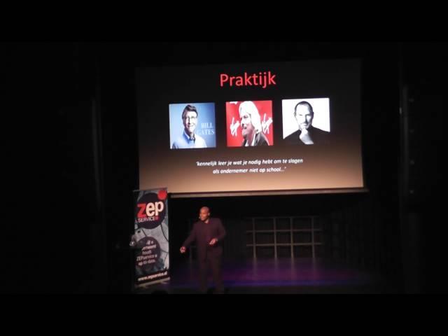Pascal Fredrik over businesscoaching voor starters (Speaker's Night seizoen 2 / 22-09-'16)
