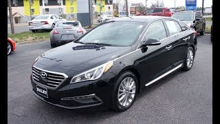 Hyundai Sonata 2015 Videos