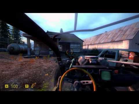 [ Test Stream Recording ] Half-Life 2 : MMod