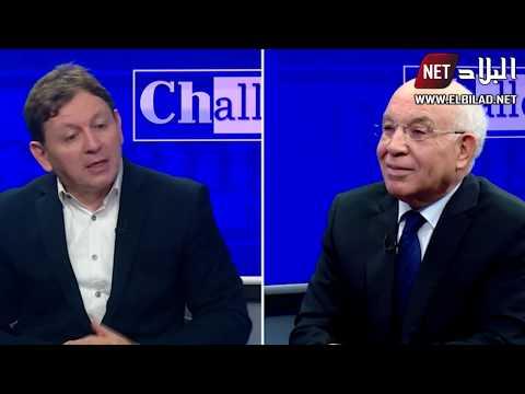 Challenges :  Abdelaziz Rahabi - Diplomatie économique et Entreprises