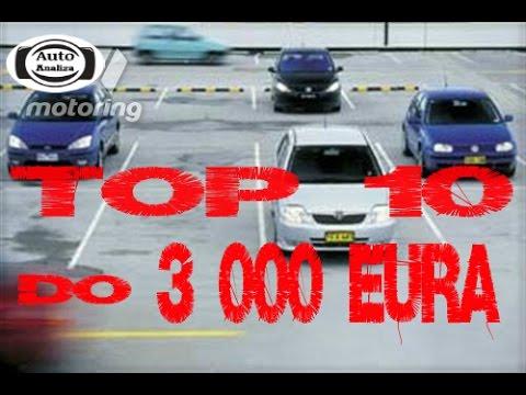 Najbolji auto do 3 000 eura?!