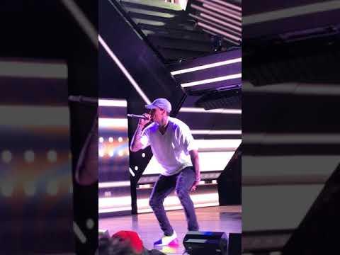Chris Brown New Flame & Loyal Heart Break On A Full Moon TOUR