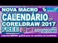 Nova Macro FREE Cria Calendários No CorelDRAW X8 E 2017 mp3