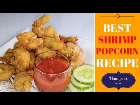 easy shrimp popcorn recipe| How to Make Shrimp Popcorn (restaurant style)