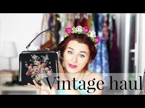 Vintage haul