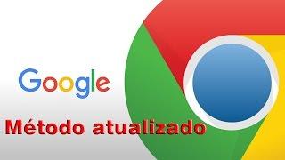 Como Restaurar/resetar O Google Chrome - Método atualizado 2016
