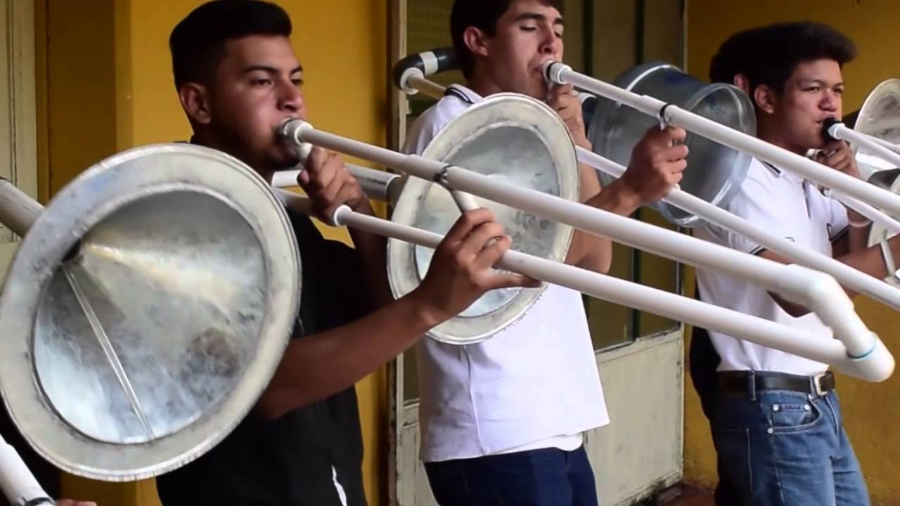 Latin Lata Band Una Banda Musical Con Instrumentos De