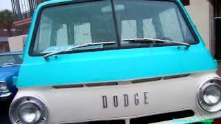 1966 Dodge A100 Pickup, Forward control cab