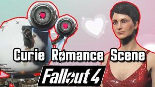 All Curie Romance Date Scene Fallout 4 Companion Mission