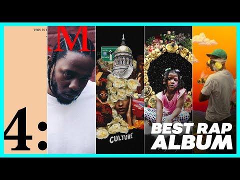 Grammys 2018 - Who Will Win Best Rap Album?