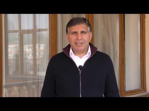 Обращение президента одесской армянской общины