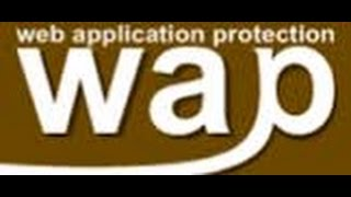 [WAP] Webs Applications Protection
