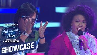 Keren Banget Penampilan Dari Jemimah Mendapatkan Applause Juri - - Showcase 3 - Indonesian Idol 2021