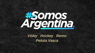 #SomosArgentina – Hoy Voley, Remo, Pelota Vasca y Hockey