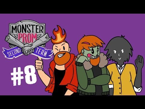 Monster Prom Second Term P8 Setting up Shop ||TPO|| |