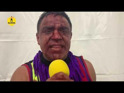 Monsther Clown pierde la máscara en Triplemanía Regia