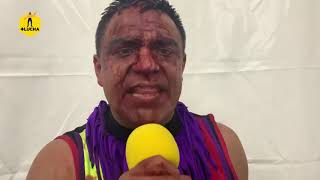 Monsther Clown pierde la máscara en Triplemanía Regia