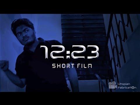 12:23 - a science fiction short film