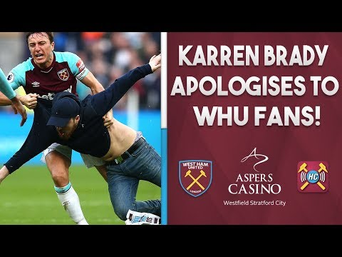Karren Brady apologises to West Ham fans | Sun column