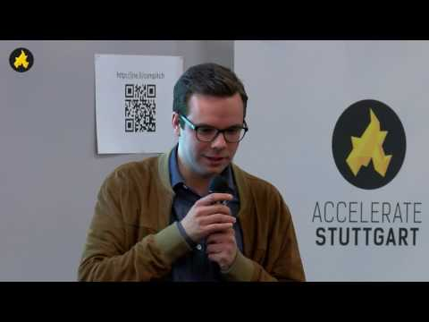 Corporate Startup Meetup Stuttgart (12.04.17)  - Pitches