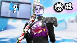 *BEST* Fortnite Controller Settings! Sensitivity + Deadzone! (PS4/Xbox Season 8)