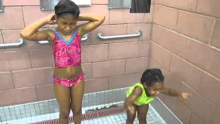 How to Swim 3+ Times a Week with Natural Hair ♥ Confident Girls Beautiful Curls ♥