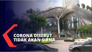 Singapura Bersiap Corona Jadi Endemik