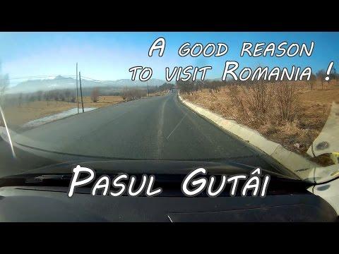 Pasul Gutai, Maramures - Primavara