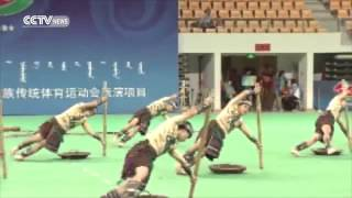 7763 nations CCTV Watch the exotic dance of She People of China