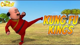 Motu Patlu Cartoon in Hindi | Kung Fu Kings Movie | Diwali Special | Hindi Cartoon