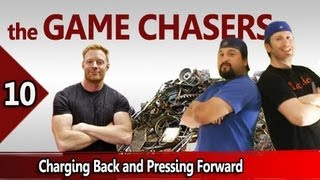 The Game Chasers Ep 10 - Charging Back and Pressing Forward