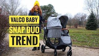 Valco Baby Snap Duo Trend - recenzja wózka
