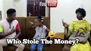 STEALING IN AN AFRICAN HOME | MC SHEM COMEDIAN