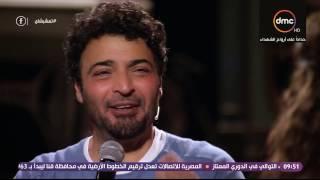 تع اشرب شاي - حميد الشاعري ... أنا بحب أشتغل مع عمرو دياب ويغني مجموعة أغاني لعمرو دياب