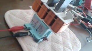 Gerard Morin transformer without engine