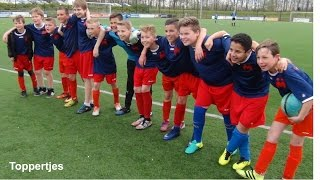 Schoolvoetbal toernooi basischool