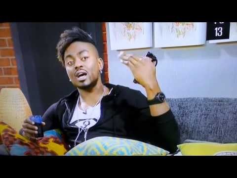 Tayo Faniran talks about his issues with Uti Nwachukwu.