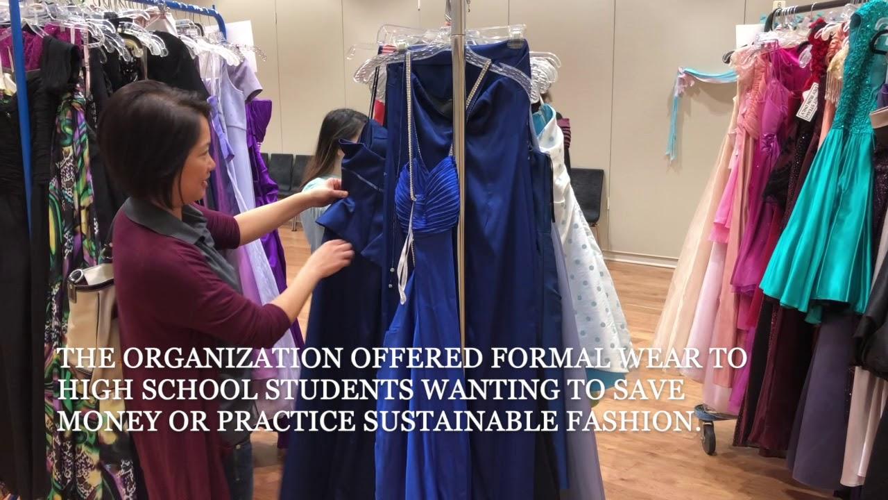 2b5e38eae3237 Cinderella Project helps girls find formal dresses for free   Education    dentonrc.com