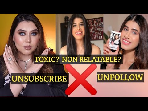Download TOXIC? 😡 WHY I UNSUBSCRIBED  FROM MALVIKA SITLANI | Titli Mukherjee