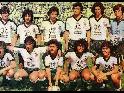 Colo Colo vs Universidad de Chile Liguilla Copa Libertadores 1983