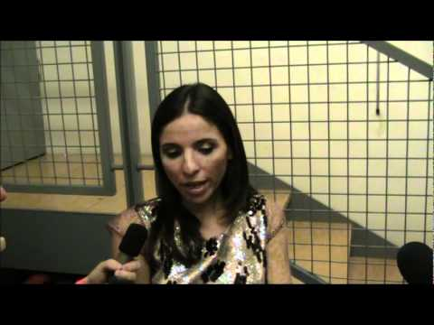 OGAE Luxembourg EUROGALA 2011: Interview with Anabela (Portugal 1993)
