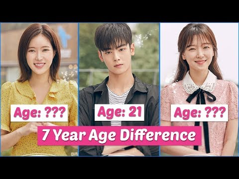 My ID Is Gangnam Beauty Age Differences Between Cast Members