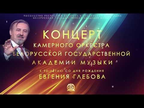 Концерт Камерного оркестра Белорусской государственной академии музыки в Посольстве Беларуси