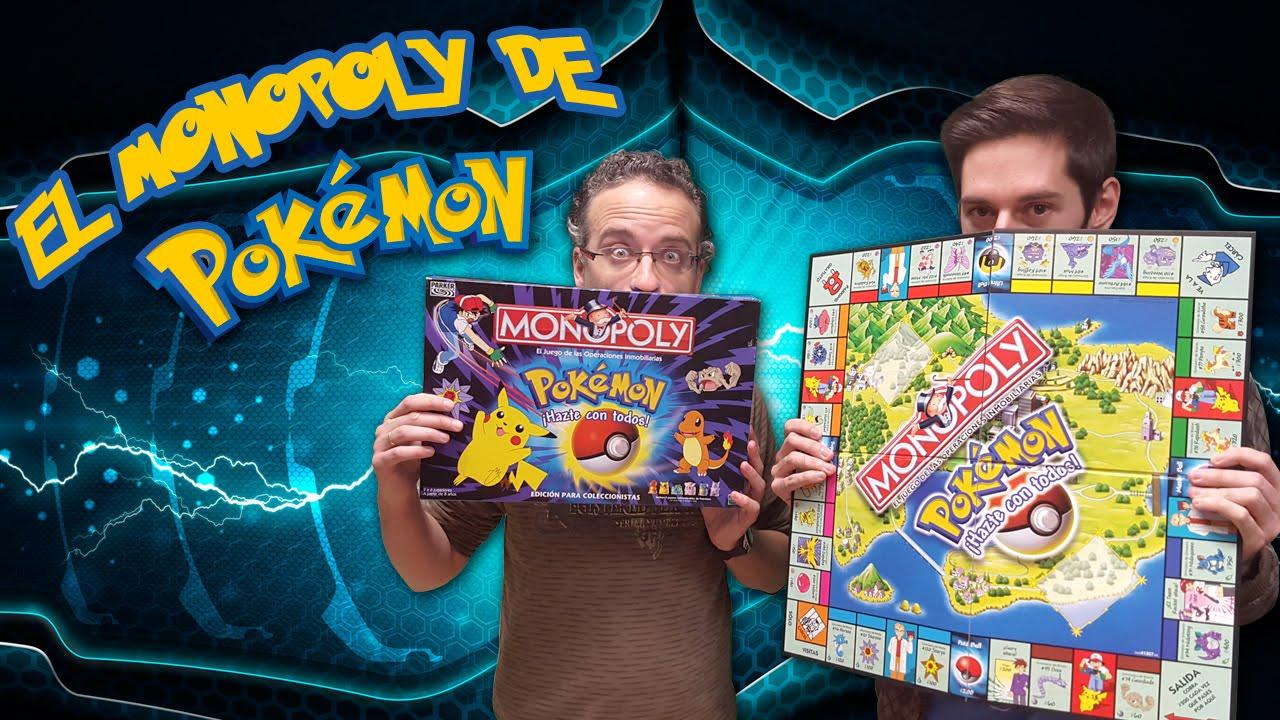 Monopoly Pokémon De De De Monopoly Pokémon ¡unboxing Monopoly ¡unboxing LVpqSUzGM