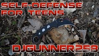 Self-Defense Tools For Teenagers